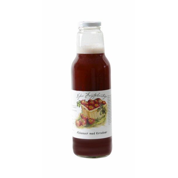 Æblemost m/kirsebær