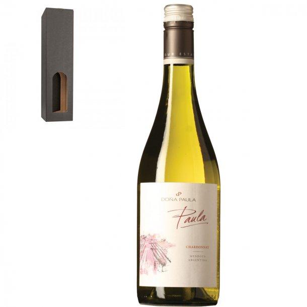 Paula - Chardonnay i gaveæske