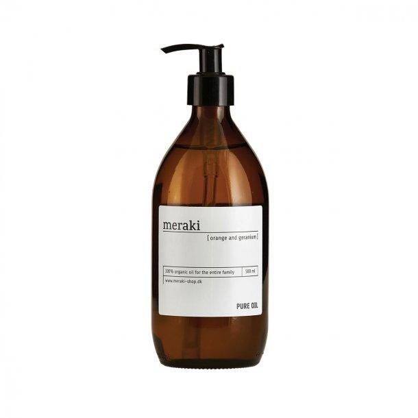 Pure Oil 100% økologisk