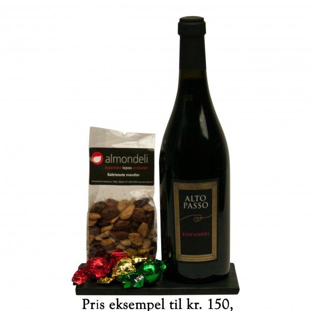 Klassiske Gavekurve m/vin kr. 150 - 1.000,-
